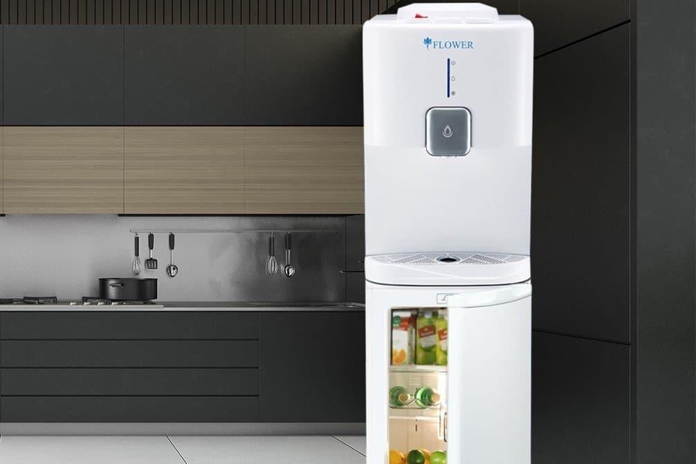 Flower Water Dispenser Refrigerant