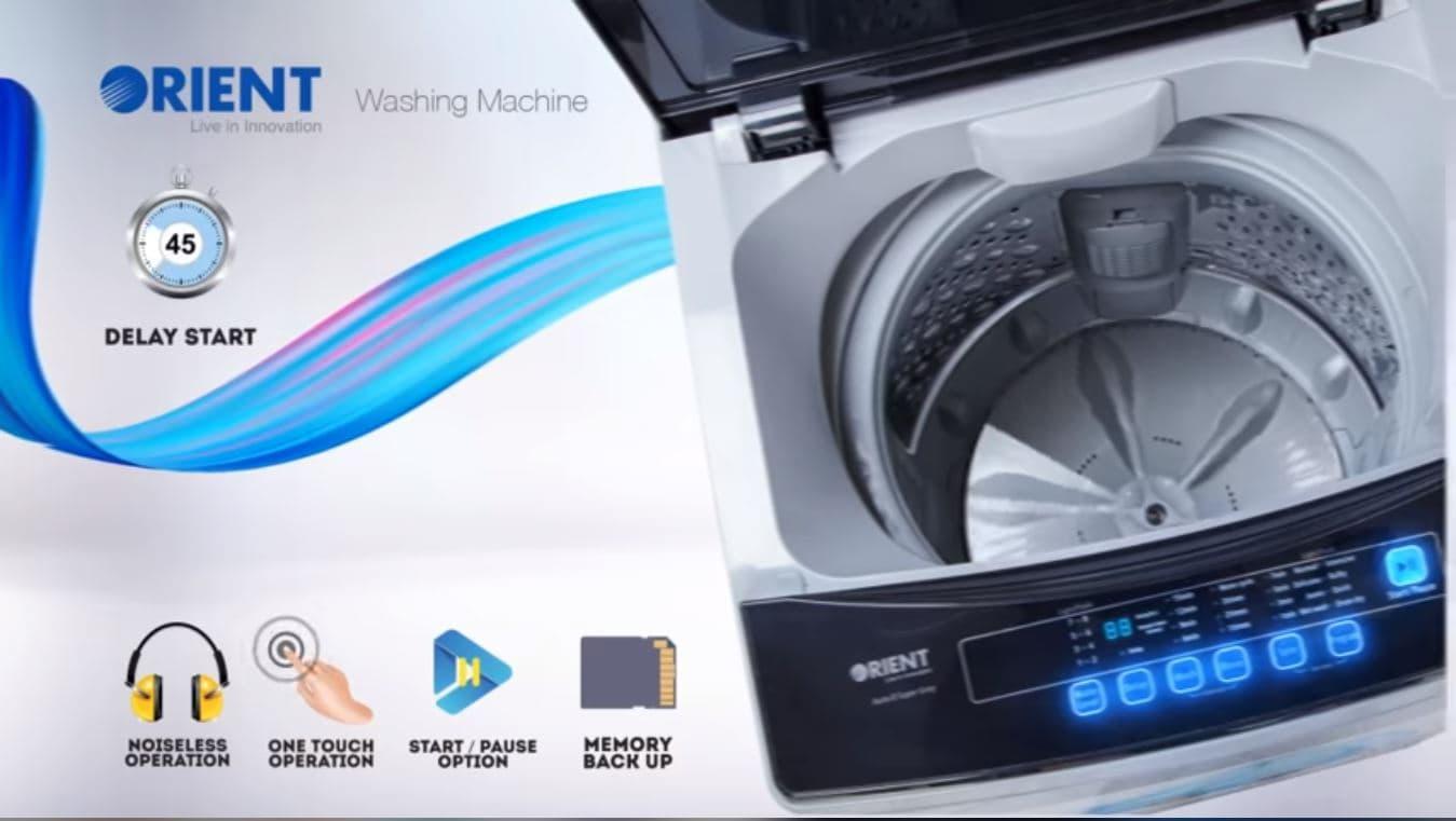 Orient Automatic Washing Machine